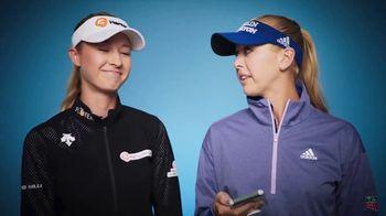 LPGA TV Spot, 'Language' Featuring So Yeon Ryu, Jessica Korda - Thumbnail 9