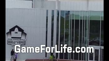 Pro Football Hall of Fame TV Spot, 'The Next Generation: Game For Life' - Thumbnail 8