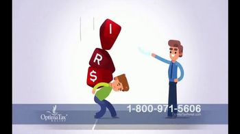 Optima Tax Relief TV Spot, 'Bob's Debt Story'
