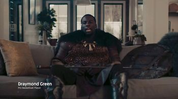 YouTube TV TV Spot, 'Never Miss My Shows' Featuring Draymond Green - Thumbnail 1