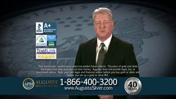 Augusta Precious Metals TV Spot, 'The Time to Invest in Silver' - Thumbnail 6