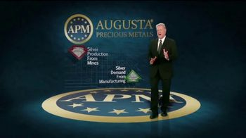 Augusta Precious Metals TV Spot, 'The Time to Invest in Silver'