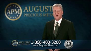Augusta Precious Metals TV Spot, 'The Time to Invest in Silver' - Thumbnail 3