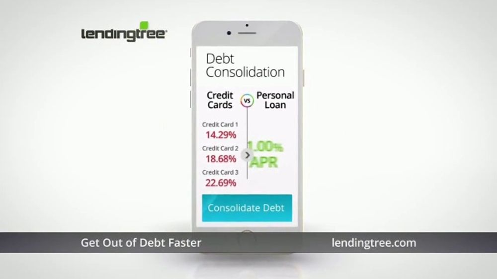 Lendingtree Tv Commercial Personal Loans Holiday Credit Card Debt