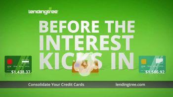 LendingTree TV Spot, 'Personal Loans: Holiday Credit Card Debt' - Thumbnail 1