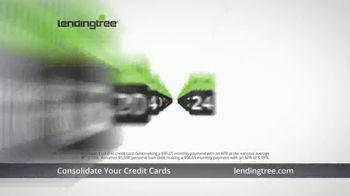 LendingTree TV Spot, 'Personal Loans: Holiday Credit Card Debt' - Thumbnail 6