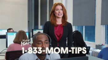 Yoplait TV Spot, '1-833-MOM-TIPS'