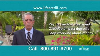 Life Credit Company Living Benefit Program TV Spot, 'Stop Worrying' - Thumbnail 5