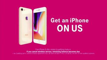 T-Mobile TV Spot, 'New Year, New iPhone' - Thumbnail 5