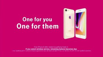 T-Mobile TV Spot, 'New Year, New iPhone' - Thumbnail 6