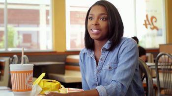 Whataburger Monterey Melt TV Spot, 'Late to Class'