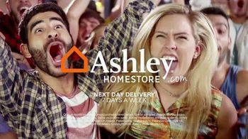 Ashley HomeStore Super Savings Sale TV Spot, 'Bedrooms and Sofas' - Thumbnail 8