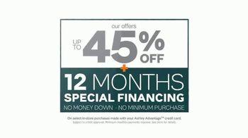 Ashley HomeStore Super Savings Sale TV Spot, 'Bedrooms and Sofas' - Thumbnail 3