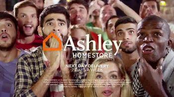 Ashley HomeStore Super Savings Sale TV Spot, 'Bedrooms and Sofas' - Thumbnail 6