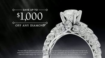 Jared Valentine's Day Diamond Event TV Spot, 'One Thing' - Thumbnail 6