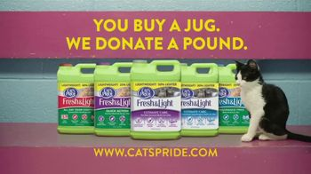 Cat's Pride TV Spot, 'Litter for Good: Help Millions' Feat. Katherine Heigl - Thumbnail 9