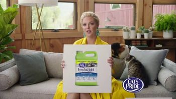 Cat's Pride TV Spot, 'Litter for Good: Help Millions' Feat. Katherine Heigl - Thumbnail 5