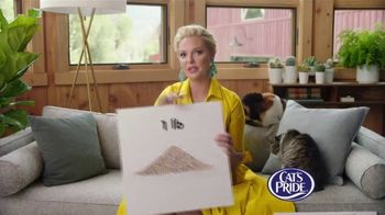 Cat's Pride TV Spot, 'Litter for Good: Help Millions' Feat. Katherine Heigl - Thumbnail 6