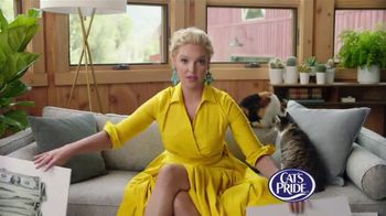 Cat's Pride TV Spot, 'Litter for Good: Help Millions' Feat. Katherine Heigl - Thumbnail 7