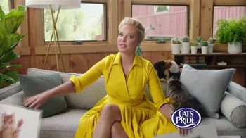 Cat's Pride TV Spot, 'Litter for Good: Help Millions' Feat. Katherine Heigl - Thumbnail 8