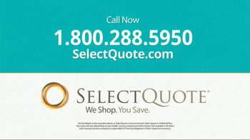 Select Quote TV Spot, 'Under a Dollar a Day' - Thumbnail 5