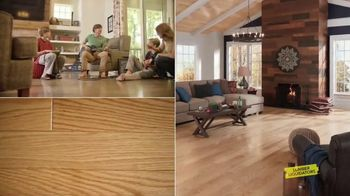 Lumber Liquidators January Flooring Sale TV Spot, 'Style, Beauty and Value' - Thumbnail 3