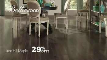 Lumber Liquidators January Flooring Sale TV Spot, 'Style, Beauty and Value' - Thumbnail 6