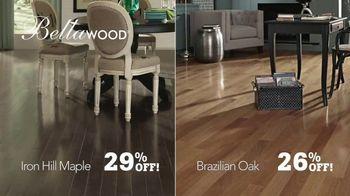 Lumber Liquidators January Flooring Sale TV Spot, 'Style, Beauty and Value' - Thumbnail 7