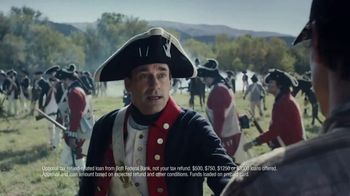 H&R Block With Watson Refund Advance TV Spot, 'Advance' Featuring Jon Hamm