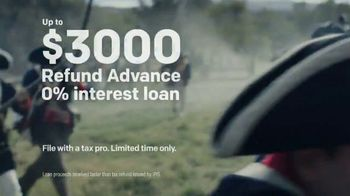 H&R Block With Watson Refund Advance TV Spot, 'Advance' Featuring Jon Hamm - Thumbnail 9