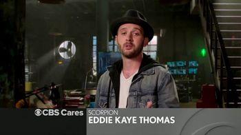 CBS Cares TV Spot, 'Active Minds' Featuring Eddie Kaye Thomas