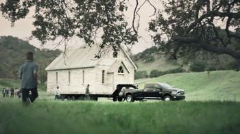 Ram Trucks TV Spot, 'Long Live Ram: Higher Calling' - Thumbnail 8