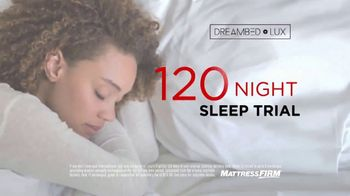 Mattress Firm Dream Bed Lux TV Spot, '$1,000 Less Than Leading Mattresses' - Thumbnail 7