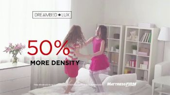 Mattress Firm Dream Bed Lux TV Spot, '$1,000 Less Than Leading Mattresses' - Thumbnail 2