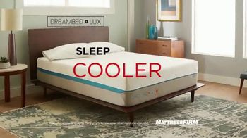 Mattress Firm Dream Bed Lux TV Spot, '$1,000 Less Than Leading Mattresses' - Thumbnail 4