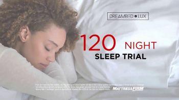 Mattress Firm Dream Bed Lux TV Spot, '$1,000 Less Than Leading Mattresses' - Thumbnail 6