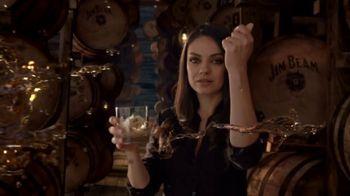 Jim Beam Vanilla TV Spot, 'A Look Inside' Featuring Mila Kunis