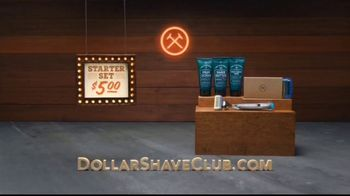 Dollar Shave Club Starter Set TV Spot, 'Tranq Dart' - Thumbnail 9
