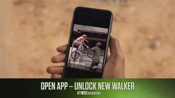 Mountain Dew Walking Dead Encounter App TV Spot, 'Walkers Are Here'