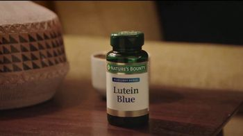 Nature's Bounty Lutetin Blue TV Spot, 'Couch' - Thumbnail 1