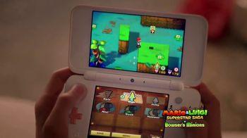 Mario & Luigi: Superstar Saga + Bowser's Minions TV Spot, 'Best Friends' - Thumbnail 2