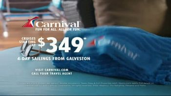 Carnival TV Spot, 'Way Too Much Fun' - Thumbnail 9