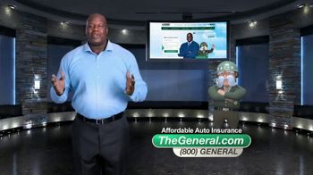 The General TV Spot, 'Imitators' Featuring Shaquille O'Neal - 15225 commercial airings