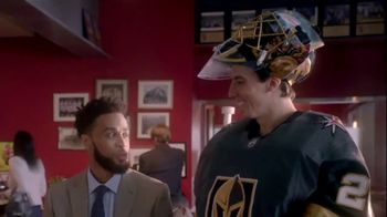 NHL Shop TV Spot, 'Vegas Baby' Featuring Marc-André Fleury