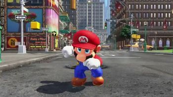 Super Mario Odyssey TV Spot, 'A CAPtivating Adventure!'
