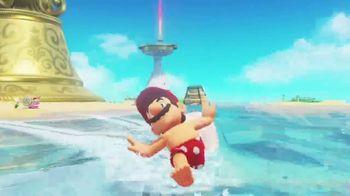 Super Mario Odyssey TV Spot, 'A CAPtivating Adventure!' - Thumbnail 8