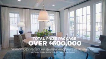 2017 HGTV Urban Oasis Giveaway TV Spot, 'Enter Daily' - Thumbnail 2