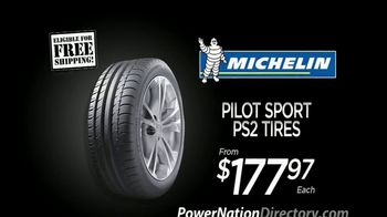 PowerNation Directory TV Spot, 'All-Terrain and Performance Tires' - Thumbnail 3