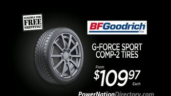 PowerNation Directory TV Spot, 'All-Terrain and Performance Tires' - Thumbnail 4