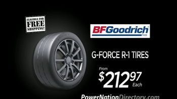 PowerNation Directory TV Spot, 'All-Terrain and Performance Tires' - Thumbnail 5
